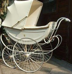 Miss Baptista: Retro-kinderwagens