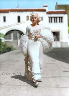 Jean Harlow ......Uploaded By www.1stand2ndtimearound.etsy.com