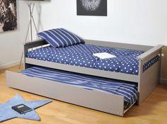 Lit gigogne enfant Bunk Beds Small Room, My Building, Sleep Solutions, Diy Bed Frame, Cute House, Kids And Parenting, Kids Bedroom, Toddler Bed, Decoration