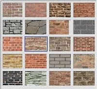 Printable brick backgrounds | VBS Castle Theme Ideas | Pinterest ...