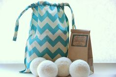 Laundry gift set 1 lb. of natural laundry soap by NutmegNaturalsCT