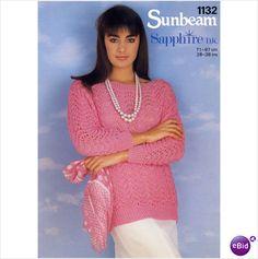 5ee6b6d5f09f9 1132 fan   feather sweater knitting pattern. patterns Sweater Knitting  Patterns