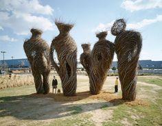 Fantastische Flechtwerke – die Skulpturen von Patrick Dougherty   Lilli Green® - Magazin für nachhaltiges Design und Lifestyle