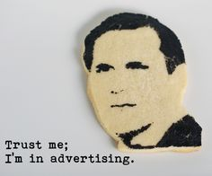 Don Draper cookies - Mad Men