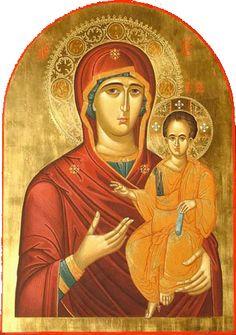 Mother of God - odighitria
