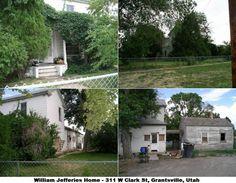 William Jefferies home in Grantsville, UT (present day)