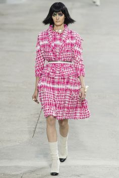 Chanel - Spring/Summer 2014 Paris Fashion Week