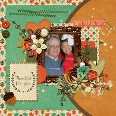 {We Give Thanks} Digital Scrapbooking Kit by Colie's Corner http://store.gingerscraps.net/We-Give-Thanks-by-Colie-s-Corner.html and {Good Reads} Digital Scrapbooking Template by Aprilisa Designs http://www.gottapixel.net/store/product.php?productid=40769&cat=&page=1