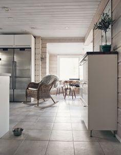 Tarja's Snowland: Keittiömme   Our Kitchen