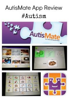 AutisMate App for iPad