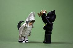 Max kubrick - Where The Wild Things Are | Flickr - Photo Sharing! #geek #toys