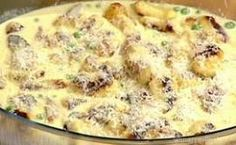 Receita de nhoque ao gorgonzola - Receitas - Receitas GNT