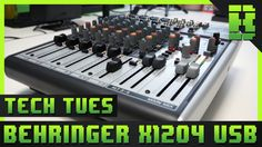 @Gamemax #GameMax #GameMaxTornado #MouseReview #Review #GamingHardware #TechTues  This is part of my Tech Tuesday Videos where each Tuesday I release videos Reviews Unboxing and Giving my first impressions on how I find them. This week is on The Behringer X1204 USB Audio Mixer Unboxing.  Behringer X1204 USB Audio Mixer @ http://ift.tt/2lDaMi8  The Behringer X1204 USB Audio Mixer is a Premium 12-Input 2/2-Bus Mixer with XENYX Mic Preamps & Compressors British EQs 24-Bit Multi-FX Processor and…