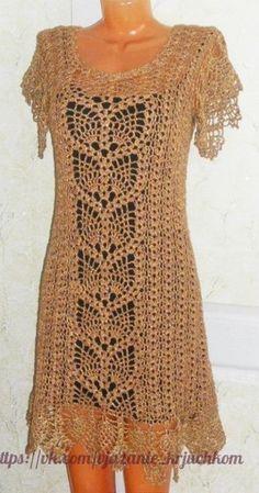Delicadezas en crochet Gabriela: Damas