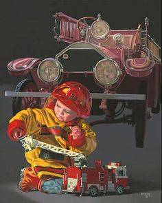 *Hook And Ladder....Bob Byerley