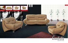Sofa gia đình thiết kế hiện đại