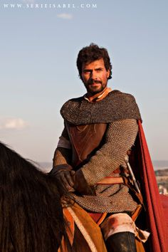Rodolfo Sancho as Ferdinand of Aragon in Isabel (TVE). #IsabelTve #FerdinandofAragon #FernandoElCatolico #Medieval #King
