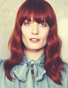 Florence Welch, a collored picture of the fairylike diva. Beautiful Songs, Beautiful People, Dog Days Are Over, Florence The Machines, Florence Welch, Future Wife, Female Singers, Her Music, Queen
