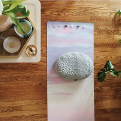 If the space you use to meditate is bringing anything less than positive vibes, then it might be time to invest in your experience. We rounded up a list of items you can introduce to your space to improve its feng shui, add some visual appeal, and give Meditation Pillow, Meditation Space, Mindfulness Meditation, Guided Meditation, Meditation Corner, Meditation Altar, Mindfulness Practice, Meditation Quotes, Yoga Series