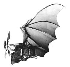 The Avion III was a primitive steam-powered aircraft built by Clément Ader between 1892 and 1897
