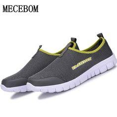 Men Shoes Fashion 2017 Summer Comfortable Sport Men Casual Shoes