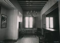 Oficina de información de la Dirección General de Turismo. Interior.Fickr ¡Para compartir fotos!