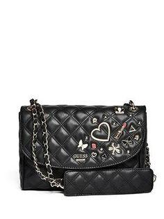Darin Convertible Crossbody | shop.GUESS.com