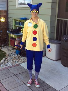 40 of the most awesome halloween costume ideas pinterest awesome pete the cat and his four groovy buttons solutioingenieria Choice Image
