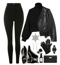 Image about outfit in o u t f i t s by evny on We Heart It Source by Edgy Outfits, Teen Fashion Outfits, Mode Outfits, Cute Casual Outfits, Look Fashion, Pretty Outfits, Fall Outfits, Black Outfits, 90s Fashion