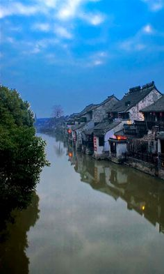 Xitang Water Town, China