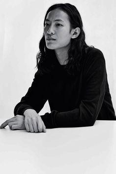 Alexander Wang inDazed & Confused September 2013