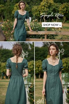 Lovely Dresses, Vintage Dresses, Off Colour, Passion For Fashion, Retro Fashion, Laundry, Short Sleeve Dresses, Fashion Outfits, My Style