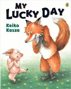 I loved this book with my kids.  A great retelling with a surprising twist.