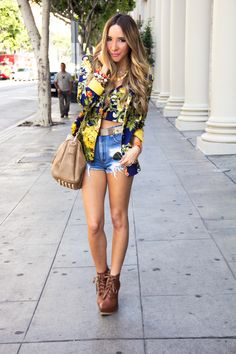 The Hottest Summer Trend: Floral Print  - for more style inspiration visit http://pinterest.com/franpestel/