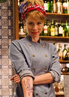roupa de chef mulher - Pesquisa Google