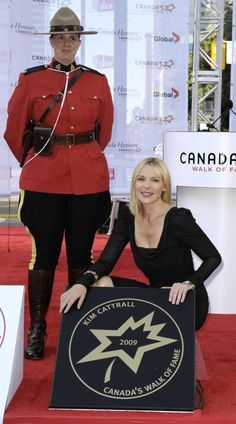 Canadian Actress-Kim Cattrall  Kim Victoria Cattrall 1] is an English-Canadian actress. She is known for her role as Samantha Jones in the HBO comedy/romance series Sex and the City and ...  @Sharon Waddill-Kelly Yoga and Meditation