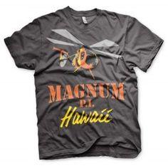CAMISETA MAGNUM P.I FLYING SOLO M … Precio de Ocasión, Camiseta oficial licenciada Está fabricada con 100% algodón