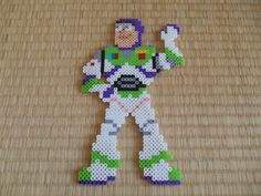 Buzz - Toy Story perler beads