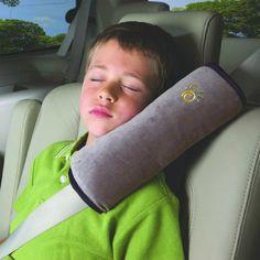 Kid Soporte para el Cuello Del Coche Del Vehículo Automático de Seguridad Del Cinturón de seguridad de Hombro Almohadilla Almohadilla de Soporte Almohadilla de Protección de la Infancia Para Niños de Coches