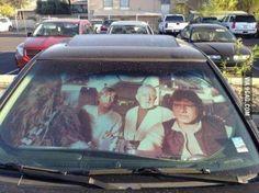Si tuviera un carro... esto sería un hit!!