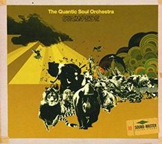 Stampede - Quantic Soul Orchestra, CD (Pre-Owned)