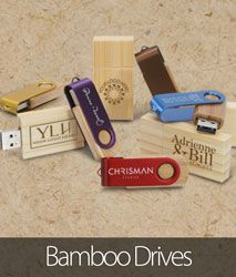 Bamboo Wood Flash Drives Amazing combinations of jump drive styles and creative packaging too http://photoflashdrive.com/