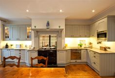 Country Kitchen As French Country Kitchens To Desire Your Dream ...