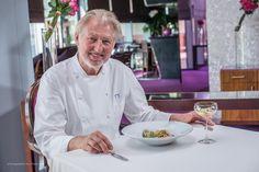 Photoshoot with Michelin Star Chef Pierre Gagnaire in Dubai.  photographer Max Poriechkin  http://photoindubai.com