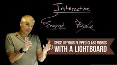 Spice Up Your Flipped Class Videos with a Lightboard – Flipped Learning Simplified Flip Learn, La Formation, Spice Things Up, Spices, Learning, My Love, Videos, School, Technology
