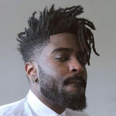 98 Best Hipster Hairstyles for Men In 60 Hipster Haircut Ideas that Were Great before It Was Cool, 100 Most Fashionable Gents Short Hairstyle In 2016 From, 28 Cool Hipster Haircuts for Men Godfather Style, Hipster Hairstyles for Men Wavy Hair. Mens Dreadlock Styles, Dreadlock Hairstyles For Men, Mens Hairstyles Fade, Hipster Hairstyles, Haircuts For Men, Short Haircuts, Black Hairstyles, Hairstyles 2018, Dreads Styles