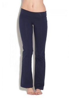 Bella Womens Elastic Waistband Flare Leg Yoga Pants. 810 (small) Bella, http://www.amazon.com/dp/B000ER5NM4/ref=cm_sw_r_pi_dp_.rdMqb1VDPETS