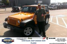 #HappyBirthday to Shaun from Otis McCoy at Huffines Chrysler Jeep Dodge RAM Plano!  https://deliverymaxx.com/DealerReviews.aspx?DealerCode=PMMM  #HappyBirthday #HuffinesChryslerJeepDodgeRAMPlano