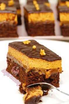 Bueno Cake, Romanian Desserts, Cake Recipes, Dessert Recipes, Homemade Sweets, Something Sweet, Caramel, Sweet Treats, Deserts