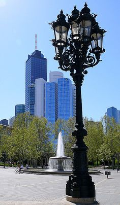 Enjoyable #Frankfurt #Germany http://www.travelandtransitions.com/destinations/destination-advice/europe/